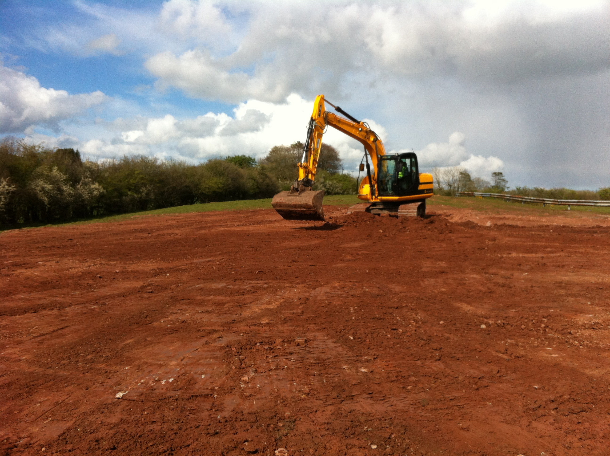 360 excavator, slinger signaller, appointed person, telescopic handler – courses now booking for 2018