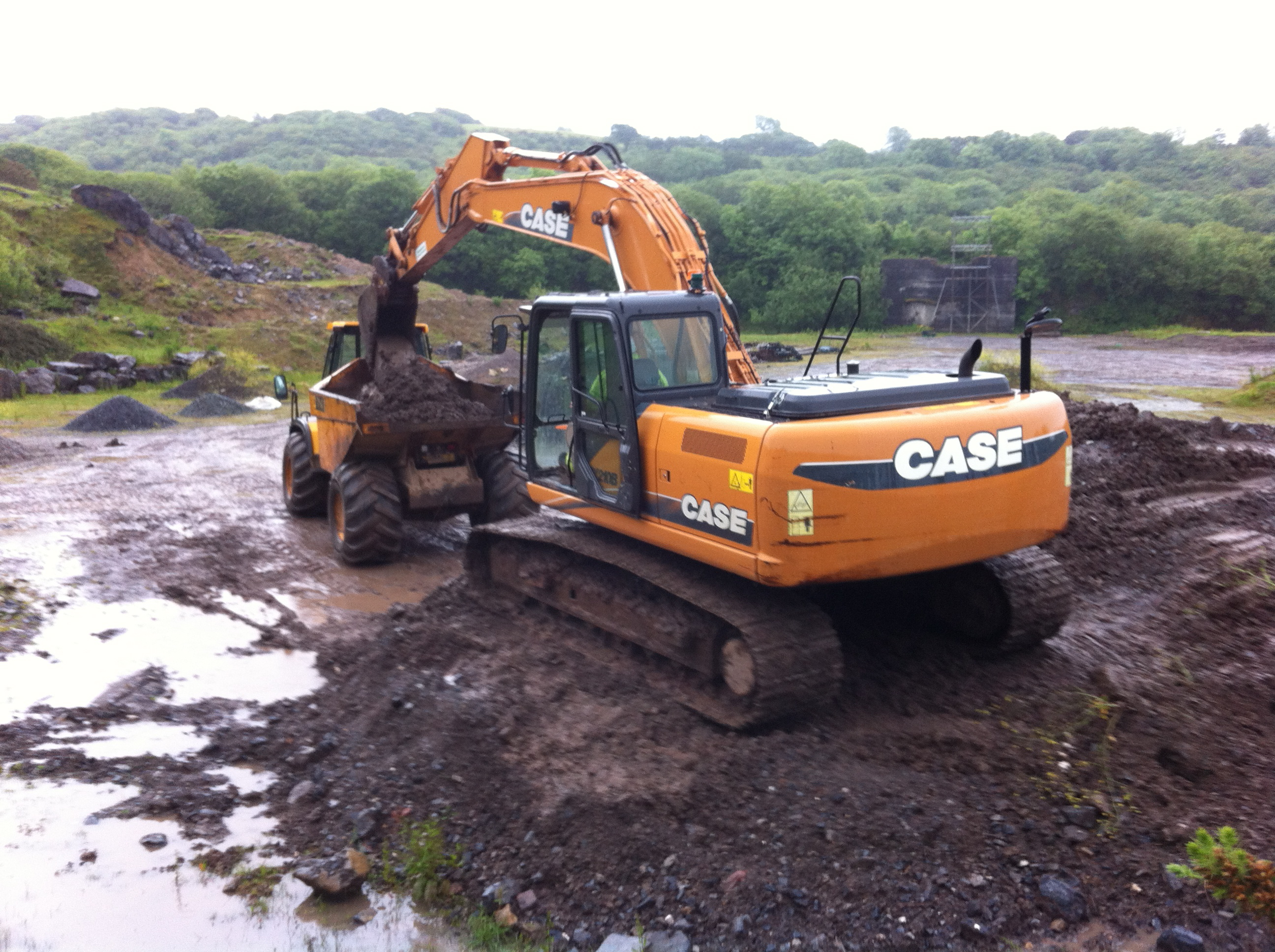360 Excavator training – short duration course (March 2019)