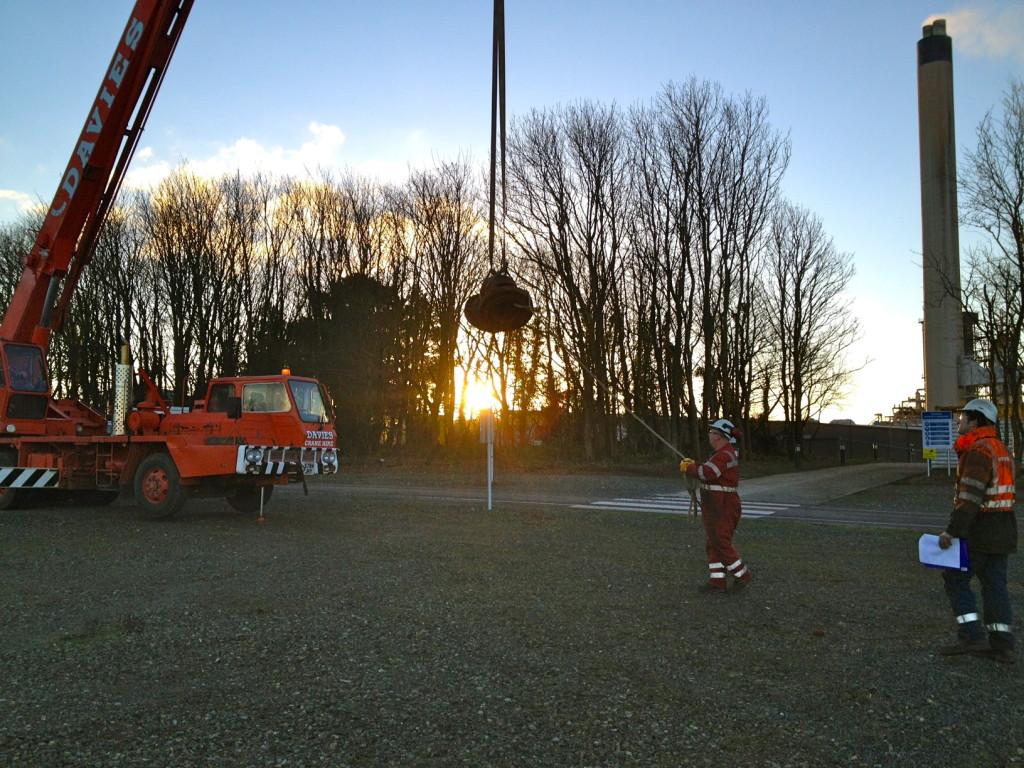 crane supervision