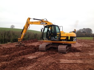Excavator training - Wales and England