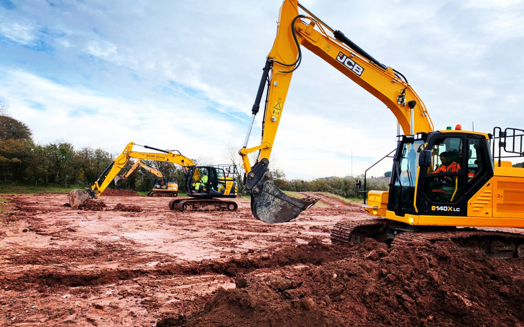 360 Excavator training – short duration course (March 2021)
