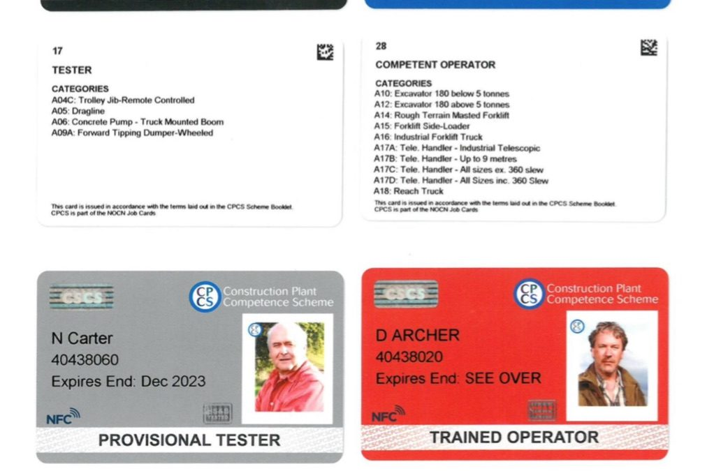 The CPCS SMART card and app… What are your thoughts?