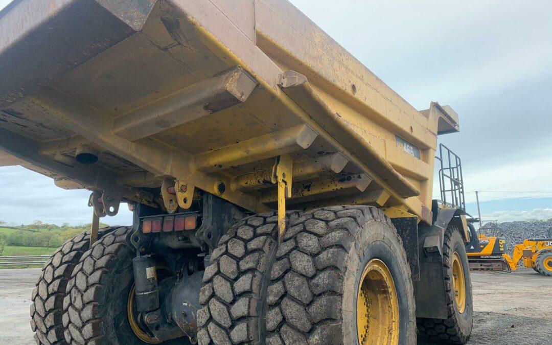 Rigid Wheeled Dump Truck training at ACOP!